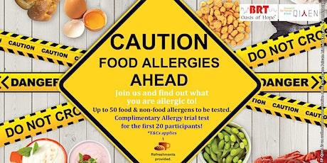 Allergy Talk & Trial Test tickets