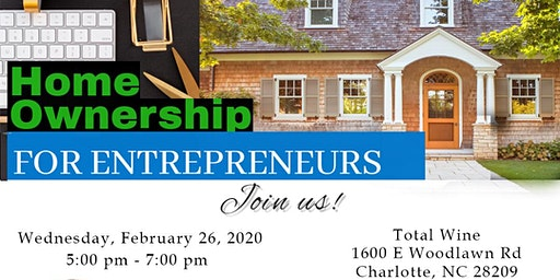 Home Buyer Event: Home Ownership for Entrepreneurs | Part II
