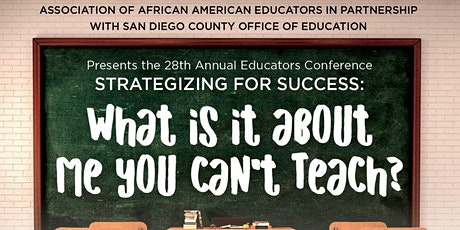 28th Annual Association of African American Educators (AAAE) Conference  tickets