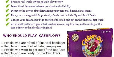 Cash Flow 101 billets
