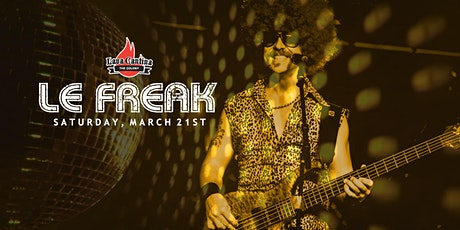 Le Freak tickets
