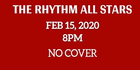 Rhythm Allstars LIVE at The Wild Game! tickets