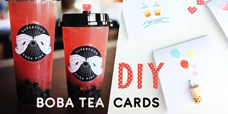 Bay Area Boba Tea Explorers @ Boba Pink + DIY Cards tickets