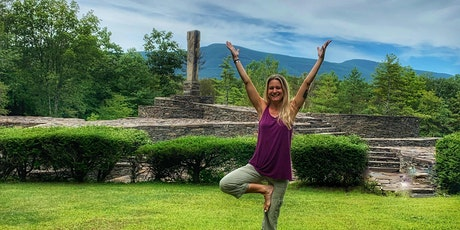 Online Yoga Sundays from the Opus 40 Meadow tickets