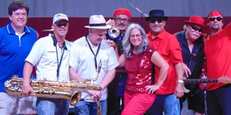 COLD SHOTT AND THE HURRICANE HORNS (Primetime Show) tickets