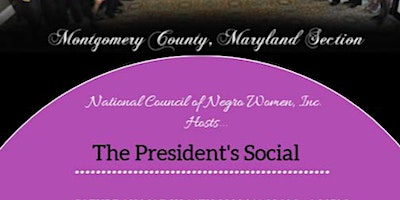 President's Social Womens's Voices and Votes Count