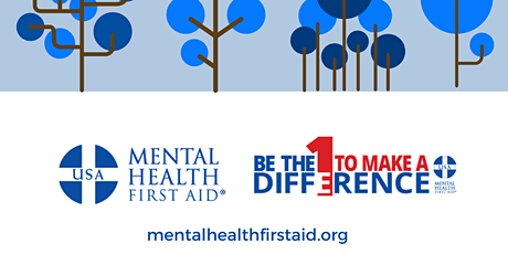 Adult Mental Health First Aid training tickets
