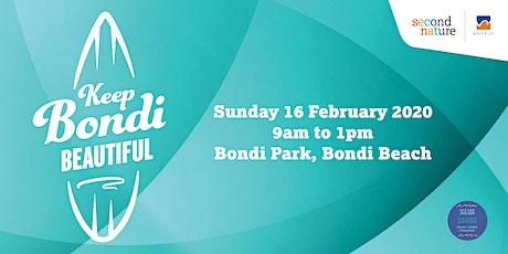 Keep Bondi Beautiful tickets