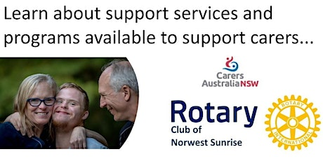 Caring for Carers - Supporting people who care for others - Carers NSW tickets