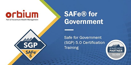 SAFe 4 Government (SPG) 5.0 - Scaled Agile Certification Training Singapore tickets