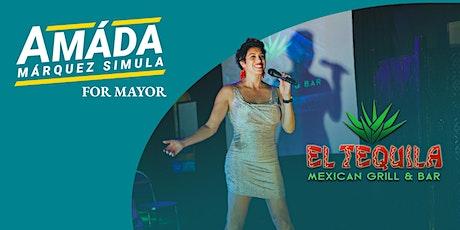 Amáda Márquez Simula Campaign Kick-Off tickets