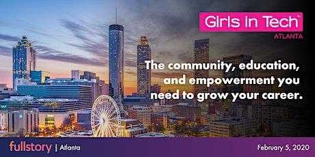 Girls in Tech Atlanta Launch Event tickets