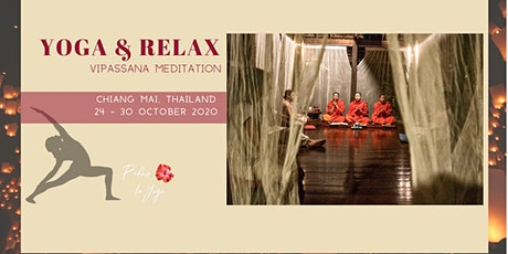 Yoga & Meditation in Chiang Mai, Thailand tickets