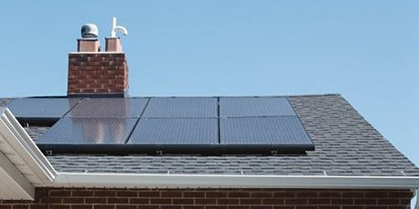 Webinar: Community Matters: Solar homes tickets