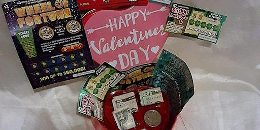 Sweetheart Expo Heart Lottery Drawing @ Soaring Eagle Casino