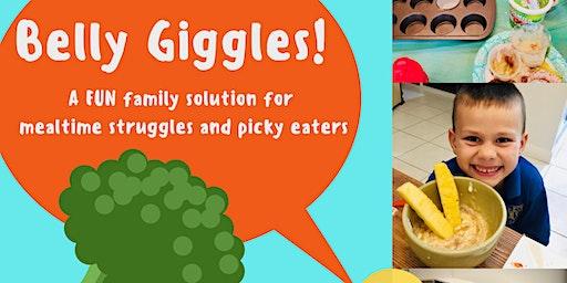 Belly Giggles! Food Fun Workshop