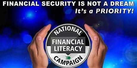 Financial Literacy - A Financial Priority tickets