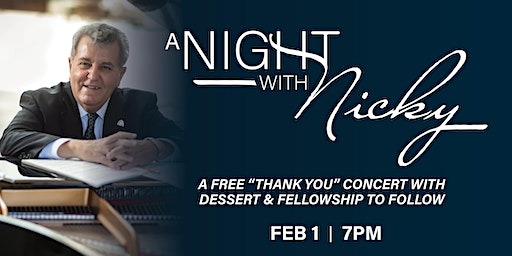 A Night with Nicky - Dr. Chavers' Birthday Celebration