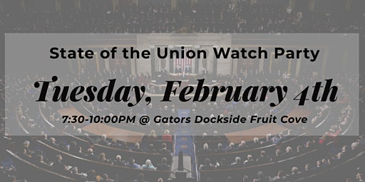 State of the Union Watch Party!