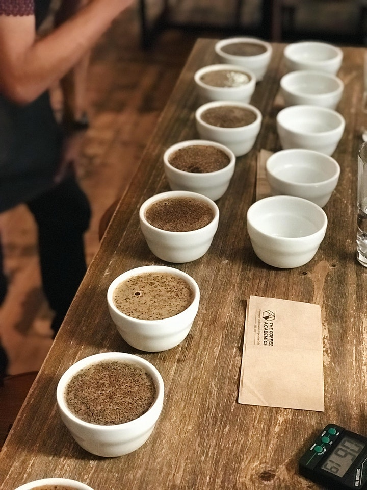 04 Coffee Cupping (NEW) image