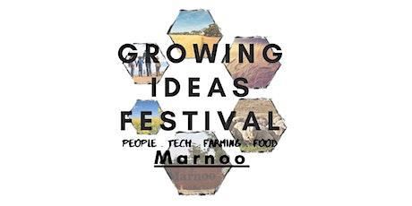 Growing Ideas Festival Marnoo tickets