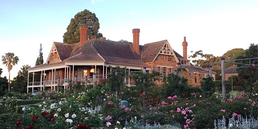 Free Guided Tour of Urrbrae House -  6, 13 & 24 May - SA History Festival