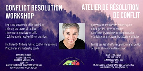 Conflict Resolution Workshop tickets