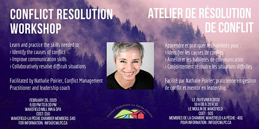 Conflict Resolution Workshop