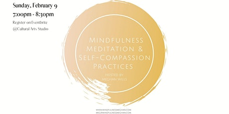 Mindfulness Meditation & Self-Compassion Practices tickets