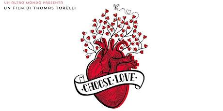 Choose Love - Christchurch Premiere - Thursday 27th February tickets