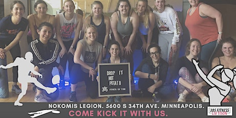305 Dance Fitness Superbowl Class FREE tickets