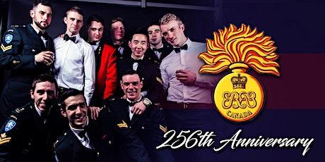 The Canadian Grenadier Guards Regimental Ball 2020 billets