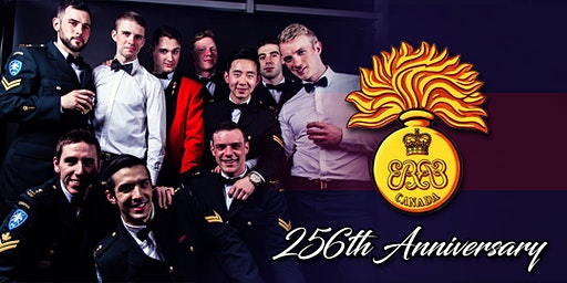 The Canadian Grenadier Guards Regimental Ball 2020
