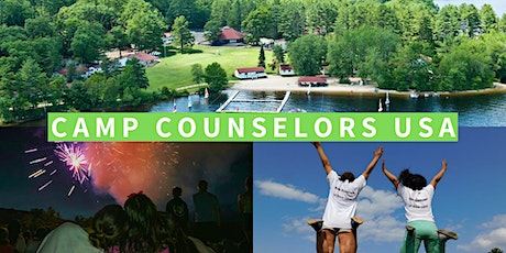 Central Coast Camp Counselors USA Information Session tickets