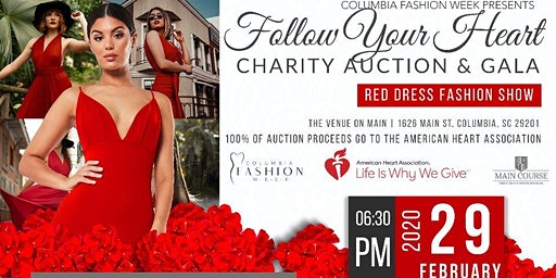 Follow Your Heart Charity Auction & Gala