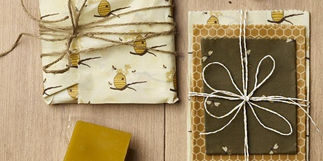 Fabric scraps to beeswax wraps tickets
