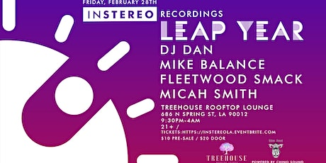InStereo Recordings presents DJ Dan and more! tickets
