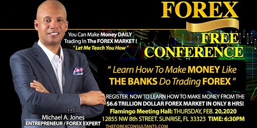 FIRST FREE FOREX CONFERENCE!