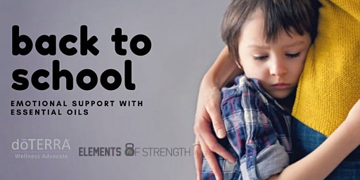 Going Back to School with Essential Oils