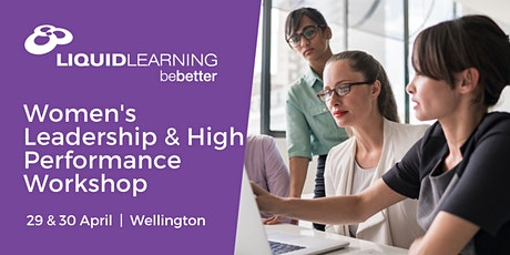 Women's Leadership & High Performance Workshop tickets