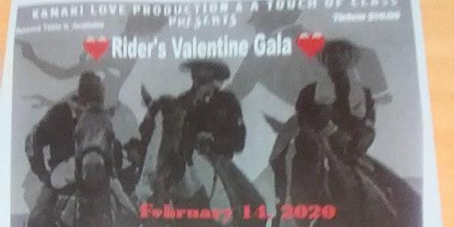 Riders Valentine Day Gala (Stepping & Zydeco)