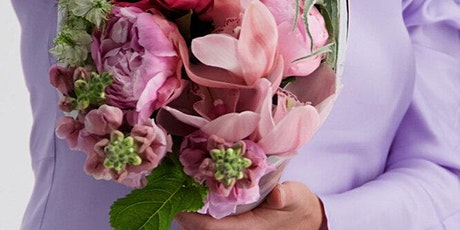 Floristry workshop with Blush tickets