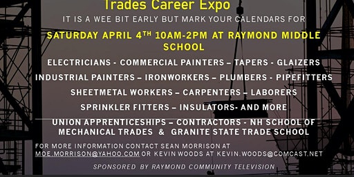 Raymond Building & Mechanical Trades Job Expo