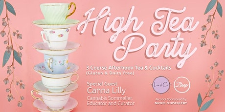 High Tea Party Presented by Zteep Tea and Leo & Co. tickets