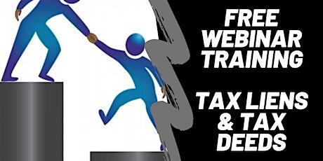Maryland Tax Liens (LIVE) Investor Webinar tickets