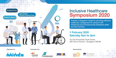 Inclusive Healthcare Symposium 2020 tickets