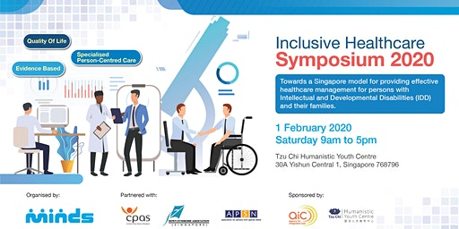 Inclusive Healthcare Symposium 2020
