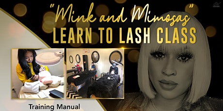 """""""Mink and Mimosas"""" Learn To Lash Class✨ tickets"""