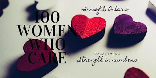 100 Women Who Care Innisfil