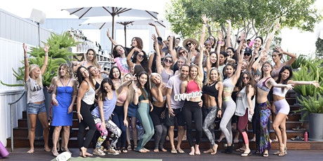 Skybar Saturdays Morning Yoga with Dennisse Morales tickets
